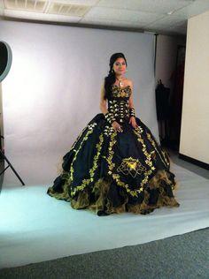 Charro 15 dress