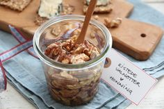Bilderesultat for osteanretning Cereal, Sweets, Homemade, Canning, Breakfast, Desserts, Recipes, Sweet Stuff, Food