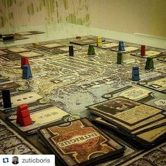 This is the third game that got me into board games.  #Repost @zuticboris with @repostapp  #boardgames #boardgamesnight #lordsofwaterdeep #gaming Follow us at http://ift.tt/1DW0xF2 #indietabletop #boardgames #tabletop #games