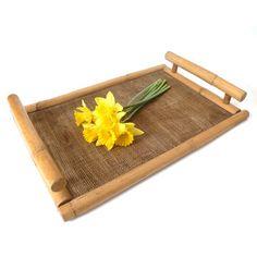 Fab.com   Bamboo Tiki Serving Tray