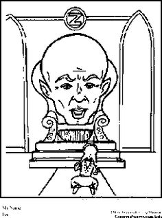 tin man The Wizard of Oz Clipart