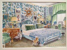 Watercolors by Miti Corsini Bland