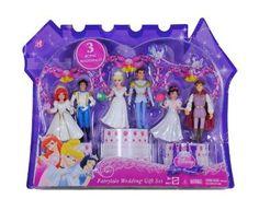 Disney Princess Fairytale Wedding Dolls Set just $19.99 (Reg. $43.99)!