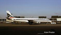 DC-8-33 N8038A ORD 04-1973