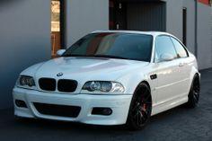 alpine white E46 M3
