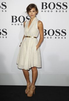 Jessica Alba Photos - Boss Black Show - Mercedes Benz Fashion Week Spring/Summer 2011 - Zimbio