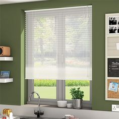 DuoVoile Ivory Duo Blind Bedroom Curtains With Blinds, Blinds For Windows Living Rooms, Dark Curtains, Diy Blinds, House Blinds, Fabric Blinds, Privacy Blinds, Blinds Ideas, Sliding Door Blinds