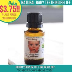 Natural Baby Deal exclusive for our us. This baby teething balm is natural and help ease the tension. . Shop for it in the link in my bio @tomorrowsmom . Deal exclusively for TM readers from  @lillypillybaby . . Get -25% and Free Shipping w/ Promo Code: TOMORROWMOM . Orders over $100 get a Free gift . . #frugal #savings #deals #cosmicmothers #feminineenergy #loa #organic #fitmom #health101 #change #nongmo #organiclife #crunchymama #organicmom #gmofree #organiclifestyle #familysavings #frugal…