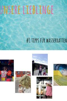Unsere Lieblinge #1 – Tipps für Wasserratten - ideas4parents