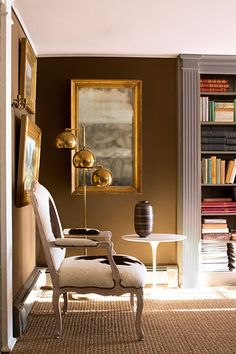About The Affinity Color Collection Brown Wallsblack