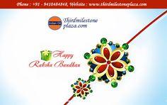 Happy Raksha Bandhan: Thirdmilestoneplaza