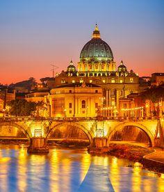 The Vatican...beautiful