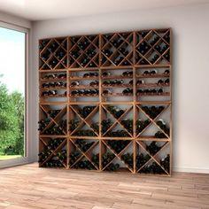 Weinkeller bauen holz  weinkeller-bauen-modern-gestalten-weinregale-weinkorken-design ...