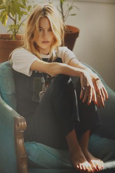 Camille Rowe in So It Goes