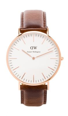 The story behind Daniel Wellington begins with a trip half way around the globe where Filip Tysander, the founder of Daniel Wellington, met an intriguing gentleman from the British Isles. The man had the inspiring ability to be gentlemanly but still relaxed and unpretentious.