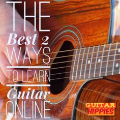 Learn Piano Hacks learn guitar online - These are the BEST guitar practice tips that will put you far ahead of the competition and will get the most out of every practice sesh. Have fun! Guitar Tips, Guitar Songs, Guitar Chords, Ukulele, Acoustic Guitars, Learn Guitar Online, Learn To Play Guitar, Piano Lessons, Guitar Lessons