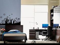 People Dance Music Wall Decor Vinyl Decal Sticker MURAL Interior Design  AR1453