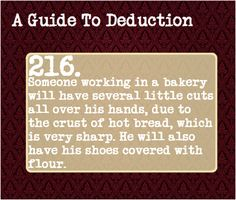 A guide to deduction 216.