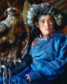 The Kazakhs | Golden Eagle Nomads