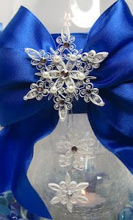 Appel Quilling Garden - Gorgeous snowflake design and presentation