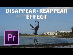 Premiere Pro: Disappear + Reappear Effect - YouTube