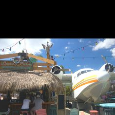 Jimmys seaplane and one of my favorite watering holes in MCO