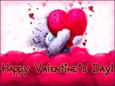 Valentines Day Bears, Vintage Valentines, Happy Valentines Day, Teddy Bear Quotes, Teddy Bear Pictures, Blue Nose Friends, Tatty Teddy, Love Bear, Cute Teddy Bears