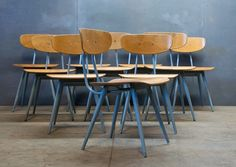 Back to school blue. #interiordesignnyc #interiordesign #housewhole #coolchairs #chairs #furniture