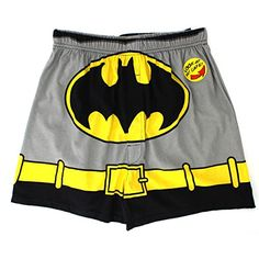 DC Comics Mens Cotton Boxer Shorts (S (28/30), Grey Batman w/Cape) DC Comics http://www.amazon.com/dp/B00WRNJANQ/ref=cm_sw_r_pi_dp_jvpvvb0ESBKP0