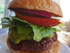 Who doesn't love a good burger? The patty is juicy, flavorful and ...