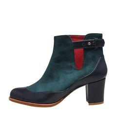 Flow boots (Midnight blue)