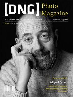 DNG Photo Magazine Nº 110, Octubre 2015 disponible para descarga