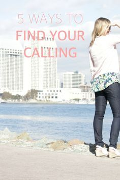 I know you want your dream job, but how do you find your calling? That's the question you need to ask that will lead you to your dream job. http://www.classycareergirl.com/2016/01/your-calling/