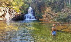 Cachoeira do Grito, Trilha do Sol, Capitólio, Minas Gerais - MG