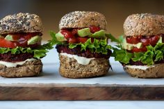 Mmm burgers. I'm guessing that's one word you thought would never touch your lips again once you started down the healthy eating train. Well dear friend, I am here to prove you wrong. Today I'm going to show you how to make a burger th...