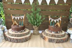 Camping / Summer Camp Birthday Party Ideas | Photo 2 of 31 | Catch My Party
