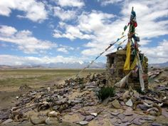 Tibetan Shrine 2 - Holley Moyes