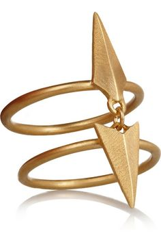 Maria Black D'arling Gold-Plated Ring