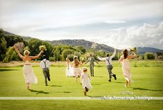 Angela & Jamie Love in Aspen!  Here's just a sneak peak of the wedding last weekend up in the Aspen, Colorado area! For sure one of the most fun loving and beautiful weddings I've photographed. Congratulations to you two! Copyright Julie Kemerling Weddings www.afinephotographer.com