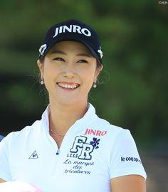 Golf Player, Ladies Golf, Asian Woman, Asian Beauty, Female Golfers, Rain Jacket, Windbreaker, Baseball Hats, Lady