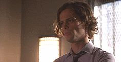 Criminal Minds Obsession — theonewiththevows: Matthew Gray Gubler...