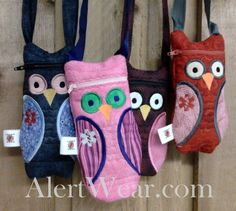Owl  Epi-Pen Case:)!!!!