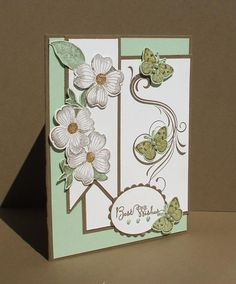 The Trail of the Butterflies by ladybug91743 - Cards and Paper Crafts at Splitcoaststampers