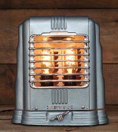 vintage electric space heater titan by lisabretrostyle2 on etsy radiateurs electriques. Black Bedroom Furniture Sets. Home Design Ideas