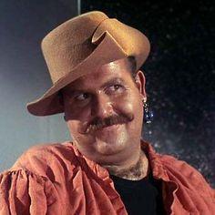 "Harcourt Fenton ""Harry"" Mudd -- portrayed by Roger C. Carmel"