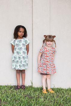 Ottobre 3/2014  No 15 in Birch fabrics