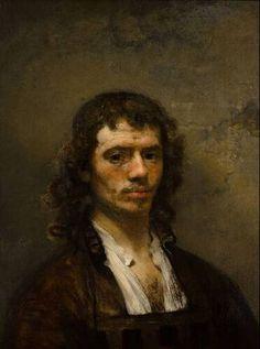 Carel Fabritius - Zelfportret. Dit schilderij maakte deel uit van de kunstverzameling van Frans Jacob Otto Boymans (1767-1847), eigenaar van Boothstraat 12. In 1841 legateerde Boymans zijn kunstcollectie aan de gemeente Rotterdam.