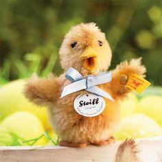 Williams Sonoma Steiff Chick, *