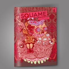 COLLECTION SQUAME FANZINE - francesca protopapa • illustration et conception graphique