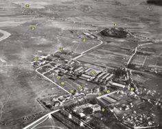Znalezione obrazy dla zapytania lotnisko rakowice czyżyny podwójny hangar